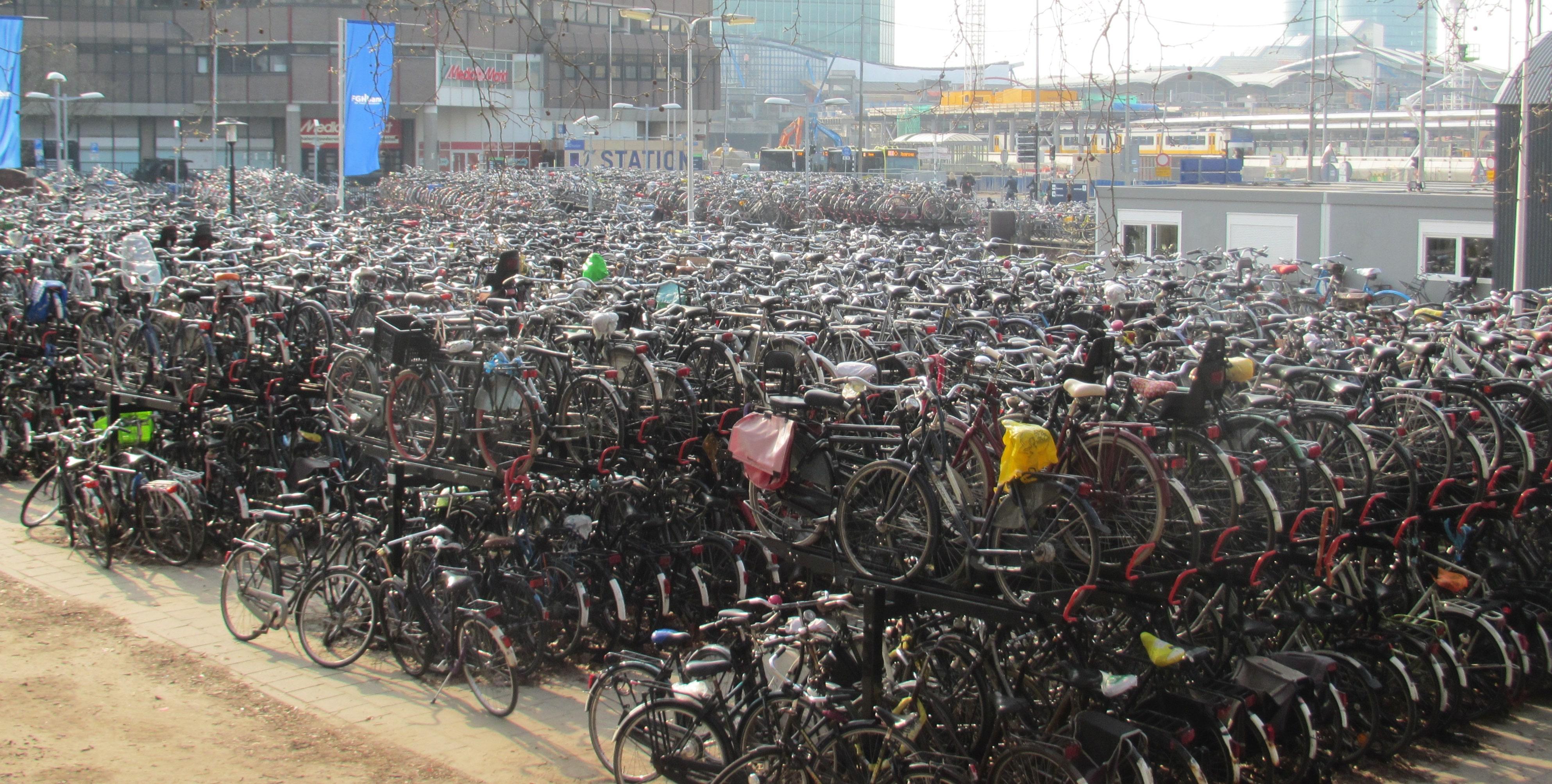 bike park netherlands